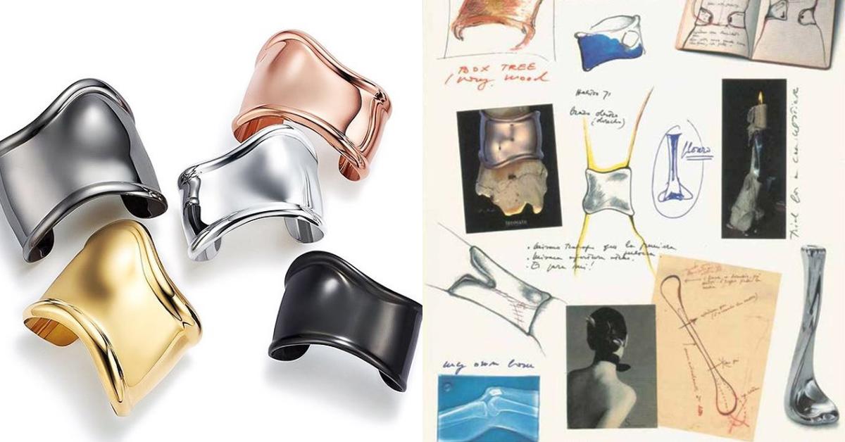 【克編雜記】Tiffany相思豆項鍊、愛心項鍊...品牌10%業績都靠她!細數7大經典緬懷傳奇設計師Elsa Peretti-6