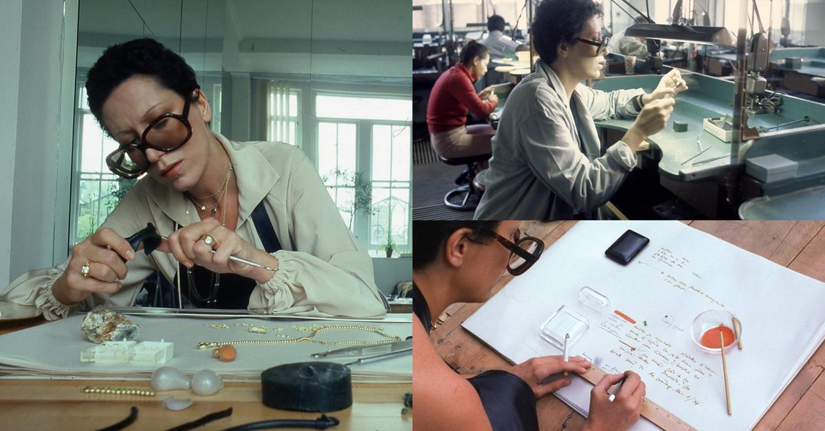 【克編雜記】Tiffany相思豆項鍊、愛心項鍊...品牌10%業績都靠她!細數7大經典緬懷傳奇設計師Elsa Peretti-1