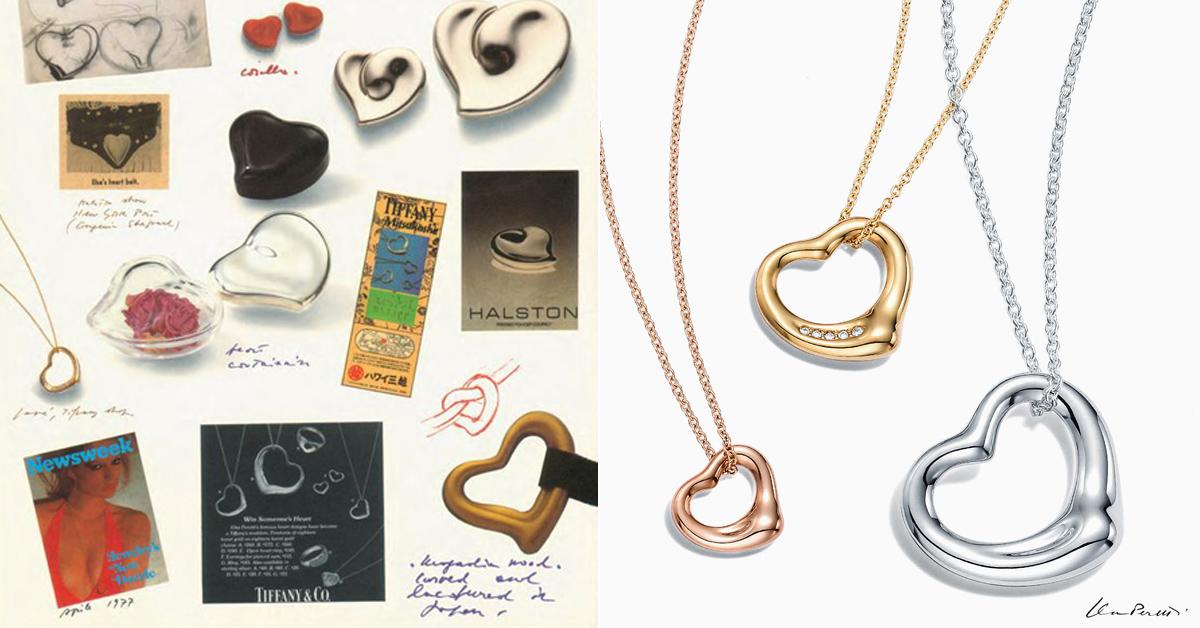 【克編雜記】Tiffany相思豆項鍊、愛心項鍊...品牌10%業績都靠她!細數7大經典緬懷傳奇設計師Elsa Peretti-4