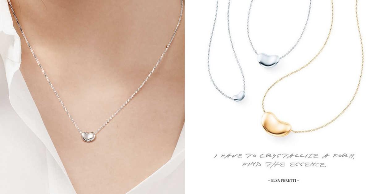 【克編雜記】Tiffany相思豆項鍊、愛心項鍊...品牌10%業績都靠她!細數7大經典緬懷傳奇設計師Elsa Peretti-5