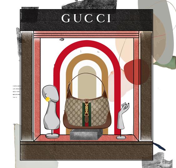 Gucci 「The Jackie 賈姬包」紅遍60年以上,背後10個秘辛你不可不知-4