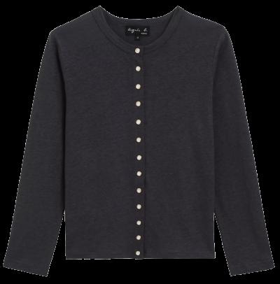 Agnès b.線上購物「亞麻」單品推薦Top 8 !長裙、Spring Court 聯名網球鞋⋯這款編織托特包最想要-3