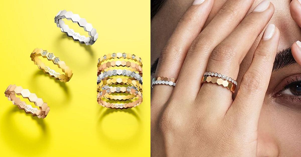 2020戒指可以這麼戴!盤點14款時髦手戒,單戴或是十指都戴各有風情!-7