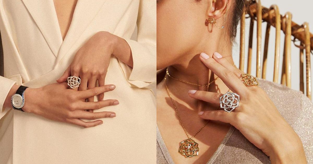 2020戒指可以這麼戴!盤點14款時髦手戒,單戴或是十指都戴各有風情!-11