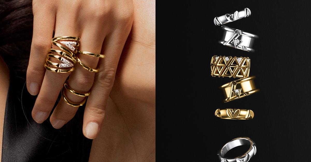 2020戒指可以這麼戴!盤點14款時髦手戒,單戴或是十指都戴各有風情!-4
