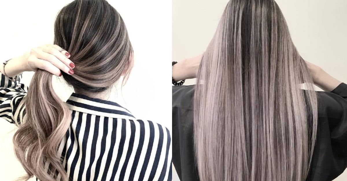 2021歐美手刷染髮型推薦!超美混血線條漸層感,讓你隨時自帶濾鏡光芒!-1