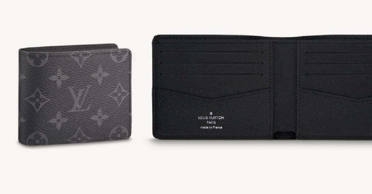 2021男用皮夾推薦Top 8!LV 、Dior、Burberry...經典黑色皮夾全都3萬元有找-1
