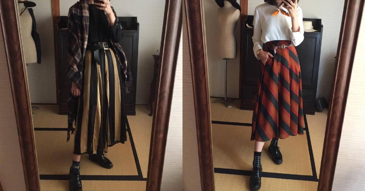 2021復古裙裝穿搭推薦!掌握4大穿衣重點,條紋這樣穿最顯瘦!-4