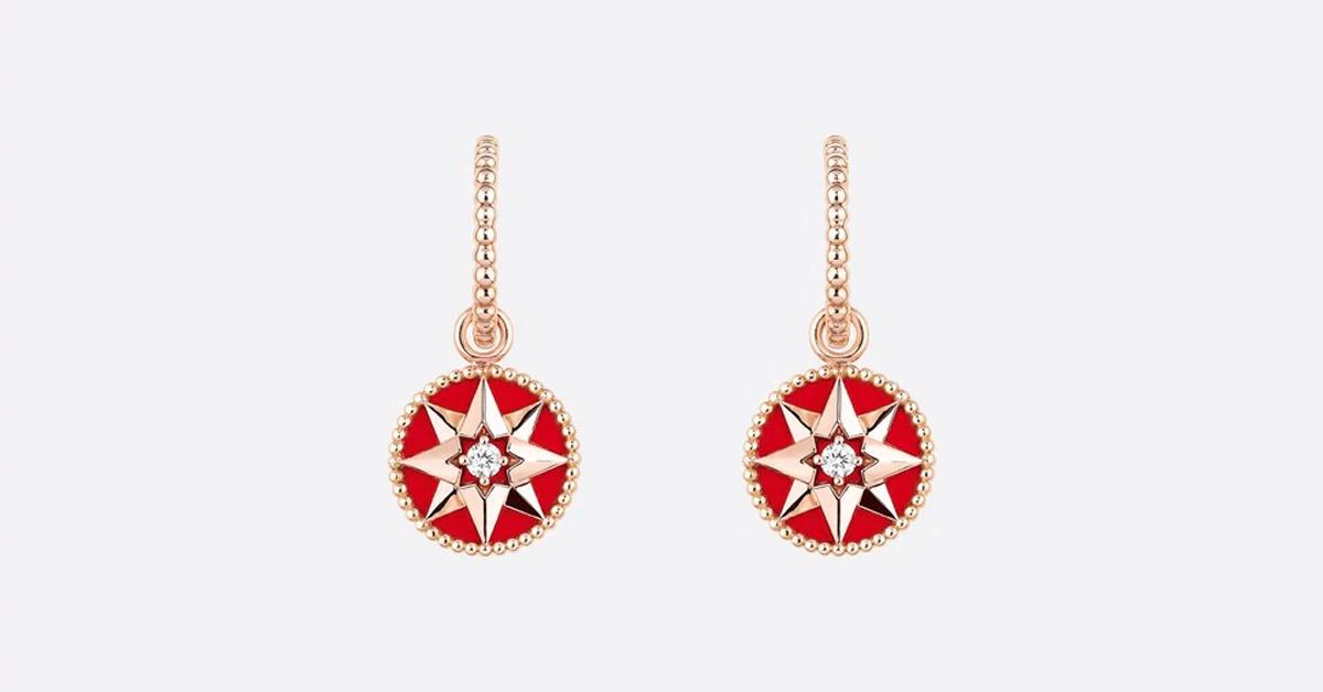 珠寶趨勢關鍵字是 「紅色」!卡地亞、寶格麗、迪奧...10款「紅色珠寶」讓妳2021年好運不間斷-9