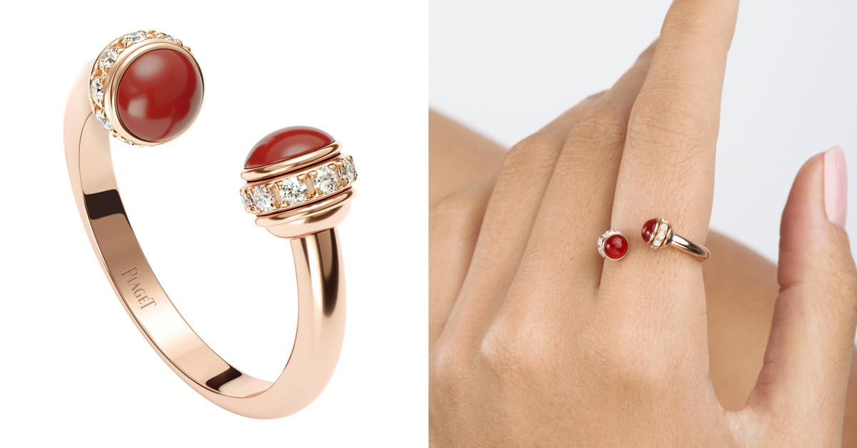 珠寶趨勢關鍵字是 「紅色」!卡地亞、寶格麗、迪奧...10款「紅色珠寶」讓妳2021年好運不間斷-2