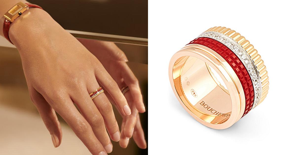 珠寶趨勢關鍵字是 「紅色」!卡地亞、寶格麗、迪奧...10款「紅色珠寶」讓妳2021年好運不間斷-3