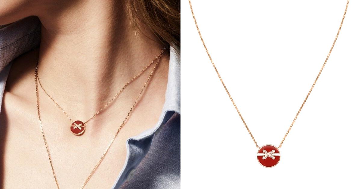 珠寶趨勢關鍵字是 「紅色」!卡地亞、寶格麗、迪奧...10款「紅色珠寶」讓妳2021年好運不間斷-4