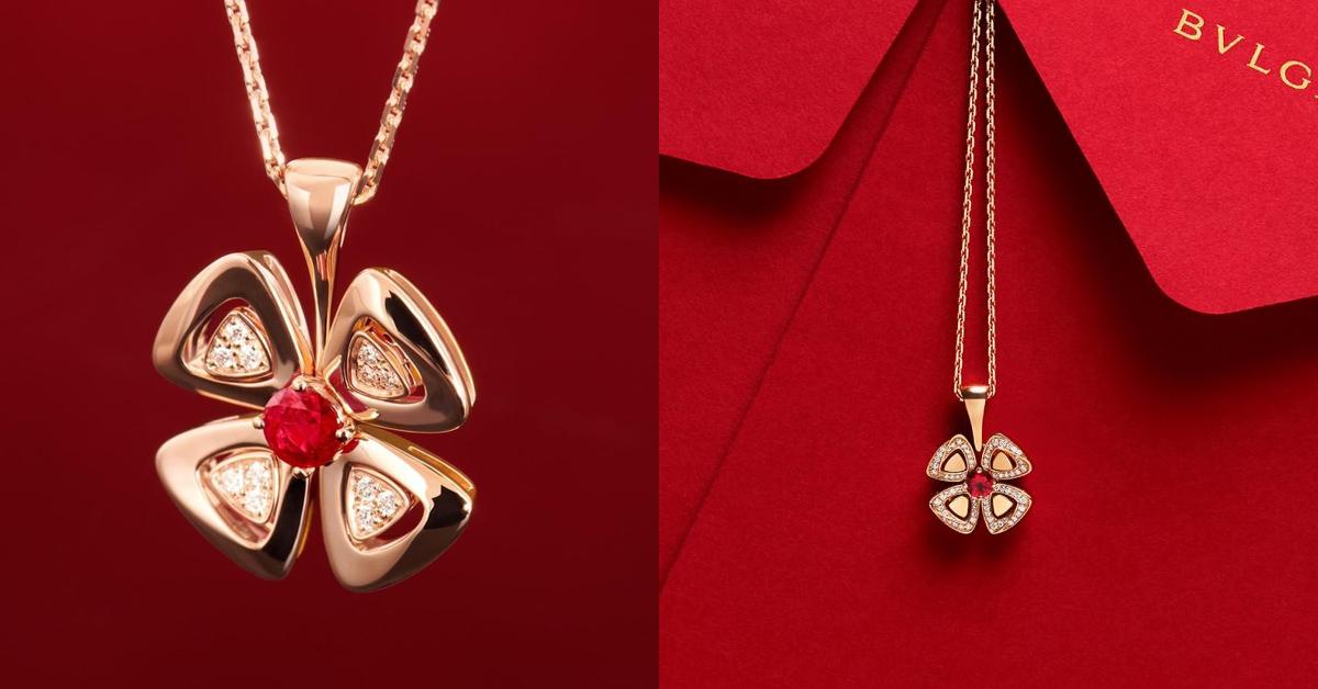 珠寶趨勢關鍵字是 「紅色」!卡地亞、寶格麗、迪奧...10款「紅色珠寶」讓妳2021年好運不間斷-5
