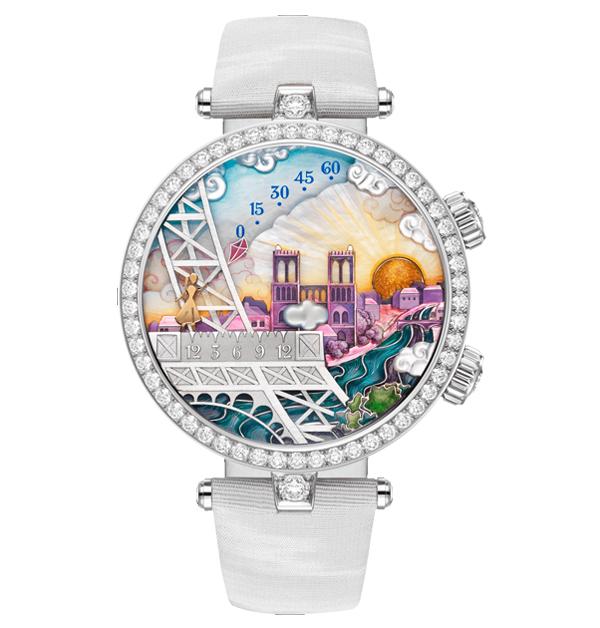 Tiffany、Cartier、寶格麗、勞力士,盤點「14款」好看也保值的彩色手錶-11