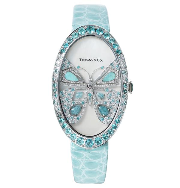 Tiffany、Cartier、寶格麗、勞力士,盤點「14款」好看也保值的彩色手錶-6