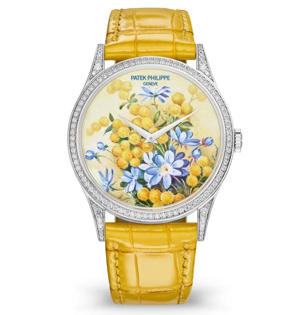 Tiffany、Cartier、寶格麗、勞力士,盤點「14款」好看也保值的彩色手錶-8