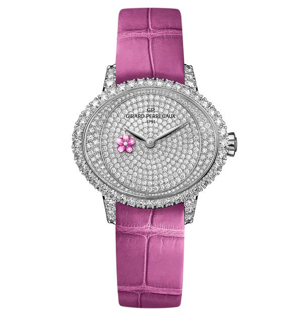 Tiffany、Cartier、寶格麗、勞力士,盤點「14款」好看也保值的彩色手錶-12