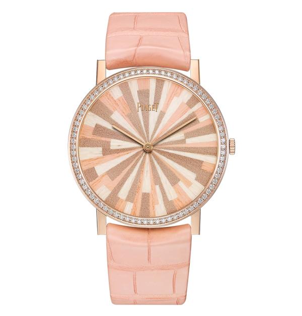 Tiffany、Cartier、寶格麗、勞力士,盤點「14款」好看也保值的彩色手錶-9