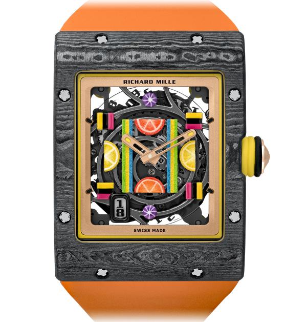 Tiffany、Cartier、寶格麗、勞力士,盤點「14款」好看也保值的彩色手錶-13