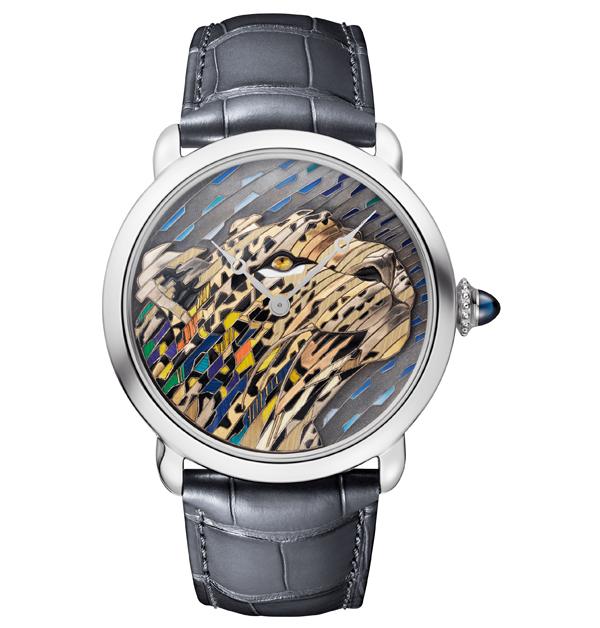 Tiffany、Cartier、寶格麗、勞力士,盤點「14款」好看也保值的彩色手錶-2