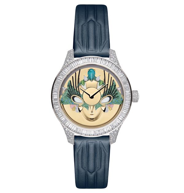 Tiffany、Cartier、寶格麗、勞力士,盤點「14款」好看也保值的彩色手錶-5