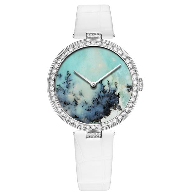 Tiffany、Cartier、寶格麗、勞力士,盤點「14款」好看也保值的彩色手錶-10