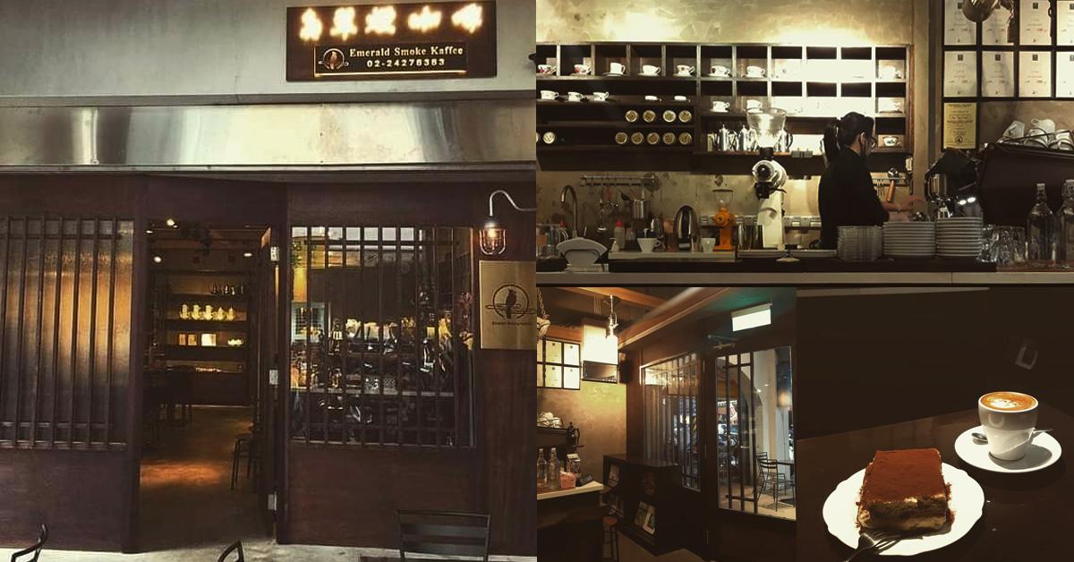 基隆咖啡廳在地人推薦這7間!「萬祝號」50年老宅太迷人、「曙‧初見」感覺是電影《花樣年華》場景-3