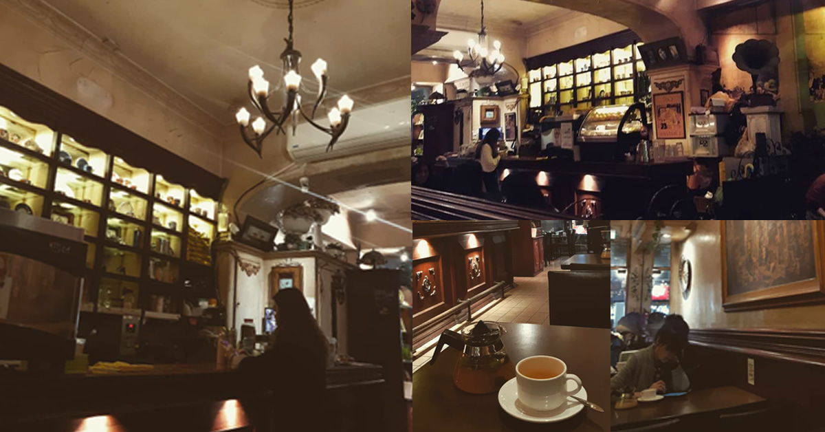 基隆咖啡廳在地人推薦這7間!「萬祝號」50年老宅太迷人、「曙‧初見」感覺是電影《花樣年華》場景-6