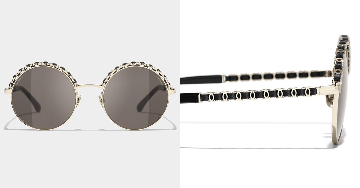 2021太陽眼鏡推薦Top 8!Gucci、Loewe、LV...Dior銀色全罩式鏡面拿來防疫搭配最時尚-1