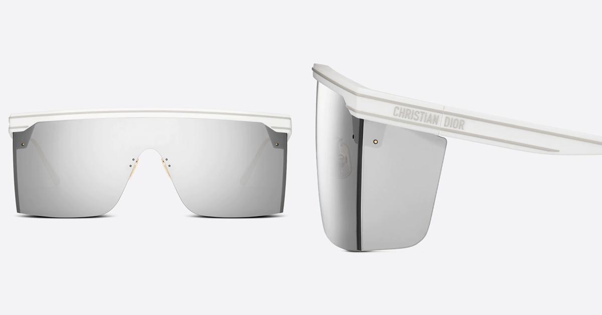 2021太陽眼鏡推薦Top 8!Gucci、Loewe、LV...Dior銀色全罩式鏡面拿來防疫搭配最時尚-3
