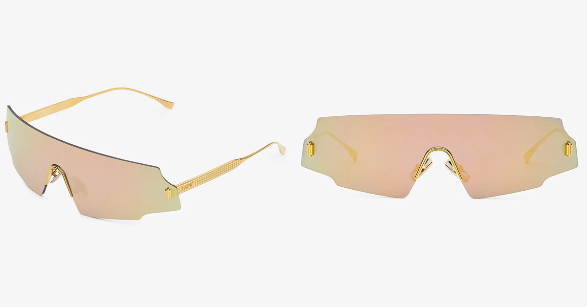 2021太陽眼鏡推薦Top 8!Gucci、Loewe、LV...Dior銀色全罩式鏡面拿來防疫搭配最時尚-5