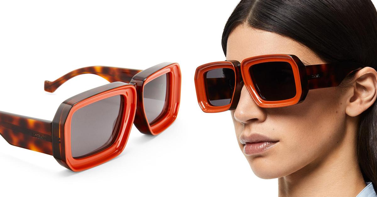 2021太陽眼鏡推薦Top 8!Gucci、Loewe、LV...Dior銀色全罩式鏡面拿來防疫搭配最時尚-7