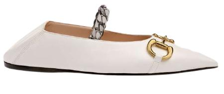 平底鞋推薦Top10 !Chanel、LV、Gucci、Dior...舒適度、時髦度完勝老爹鞋-3