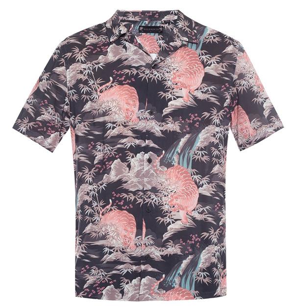 「男友襯衫」今夏一定要入手!除了周湯豪登封的AllSaints印花襯衫外,這幾件也超百搭!-4