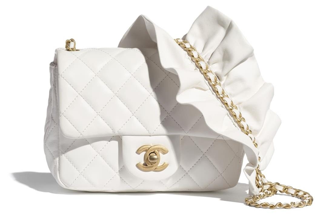 2020包包推薦10款「奶油白」,Chanel、Gucci、Dior..原來75%男生都愛這色-0