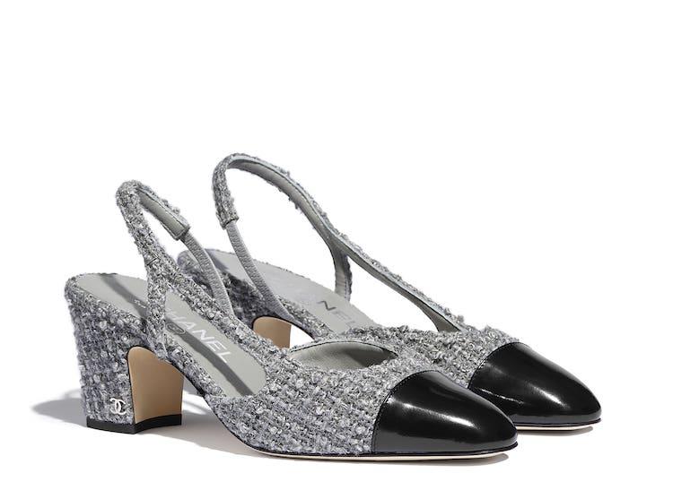 Chanel百搭包鞋超好入手?這10雙OL上班約會都能穿!小資女也能擁有時髦鞋款-3