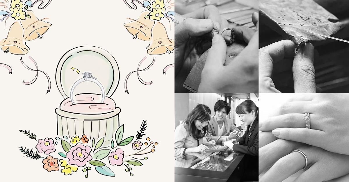 I-PRIMO婚戒何以成為台灣市佔率No.1日系婚戒品牌?10大特點讓新人一戴就愛上-6