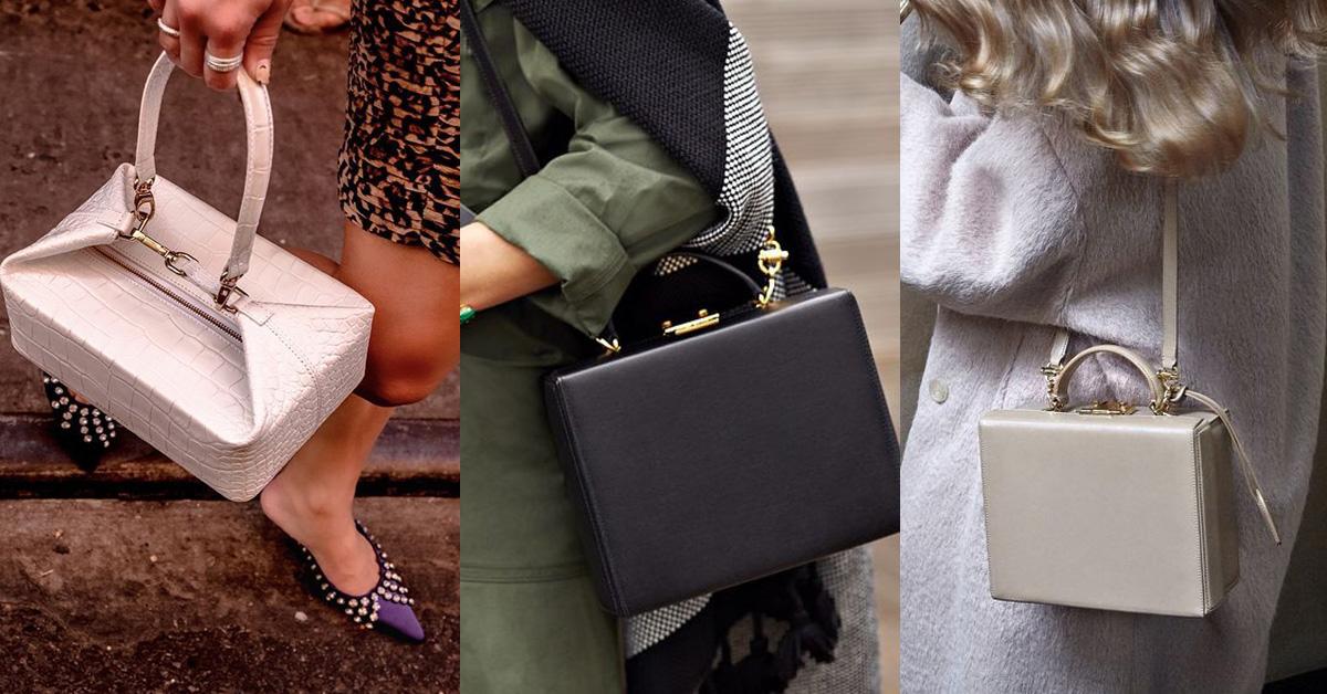「方盒包」推薦Top 6 !LV 、Dior、Fendi...Chloé新任創意總監個人品牌更是一包難求-0