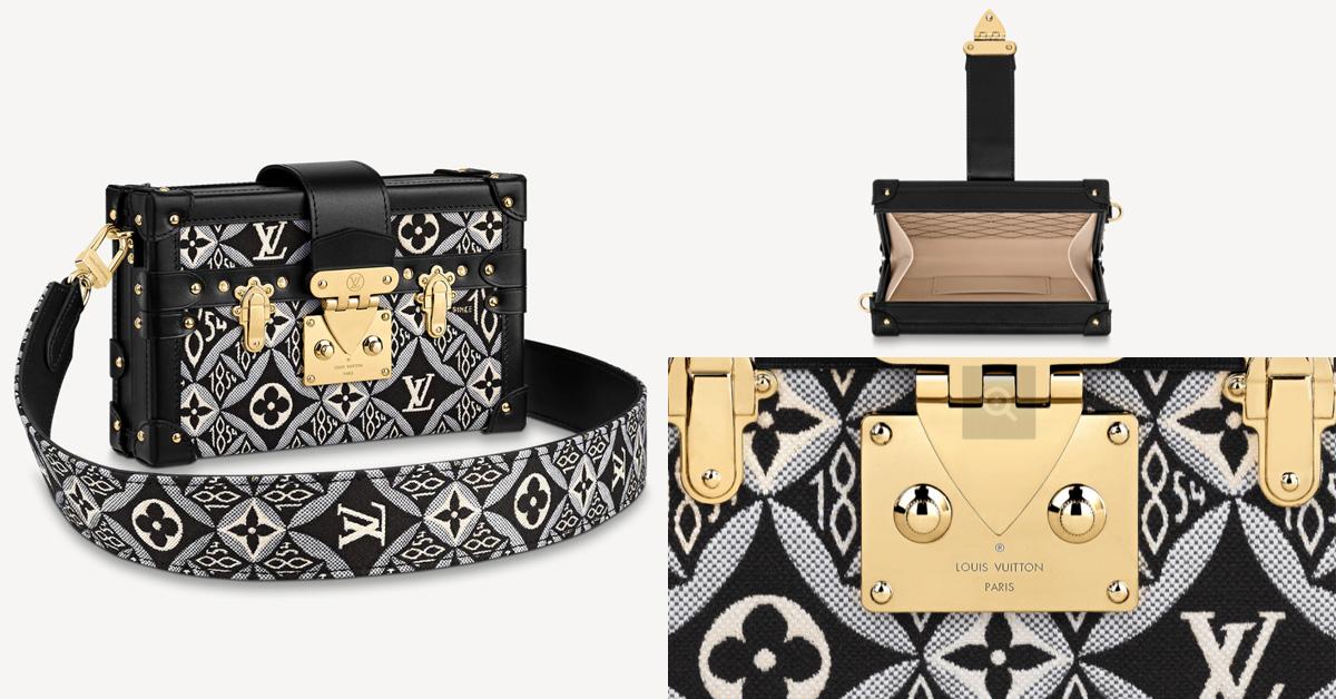 「方盒包」推薦Top 6 !LV 、Dior、Fendi...Chloé新任創意總監個人品牌更是一包難求-1