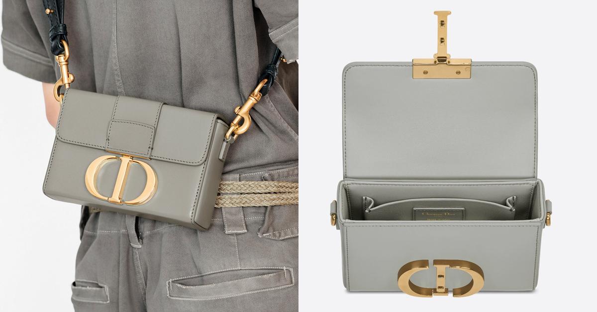 「方盒包」推薦Top 6 !LV 、Dior、Fendi...Chloé新任創意總監個人品牌更是一包難求-2