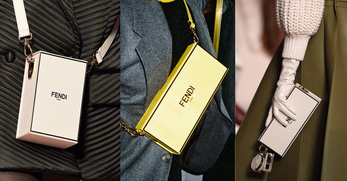 「方盒包」推薦Top 6 !LV 、Dior、Fendi...Chloé新任創意總監個人品牌更是一包難求-3