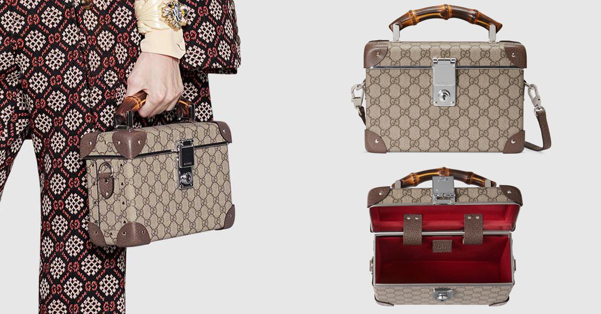 「方盒包」推薦Top 6 !LV 、Dior、Fendi...Chloé新任創意總監個人品牌更是一包難求-4