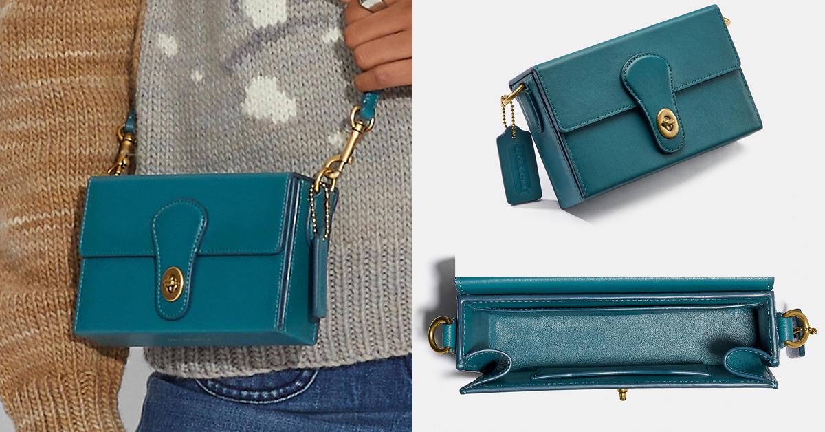 「方盒包」推薦Top 6 !LV 、Dior、Fendi...Chloé新任創意總監個人品牌更是一包難求-6