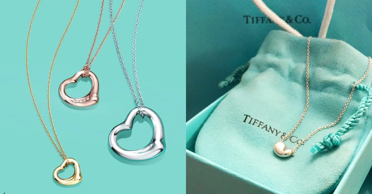 Tiffany珠寶推薦這6大系列!情人節、結婚高CP值熱門款,最低5,500元搞定!-6