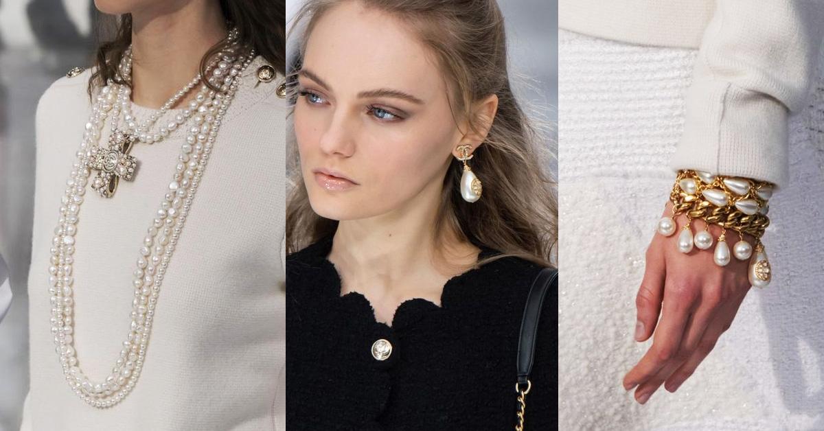 30歲女人的第一件珠寶可以買珍珠!Mikimoto、Tasaki到Chanel,盤點8個圓你夢想的珍珠-5