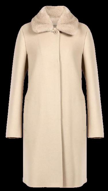 2020秋冬穿搭必備「米色大衣」,LV、Celine、Gucci...10件讓妳優雅出眾-9