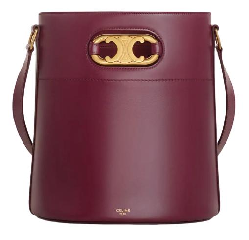 """2020秋冬包包流行""""酒红色""""!Chanel、Celine、Dior..10款不過時「酒红包」-8"""