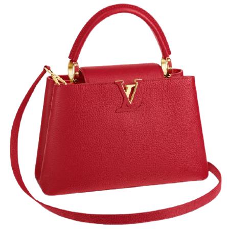紅色包包推薦Top 10 !LV、Chanel、Celine..色彩心理學家認為「紅色」帶來好人緣!-1