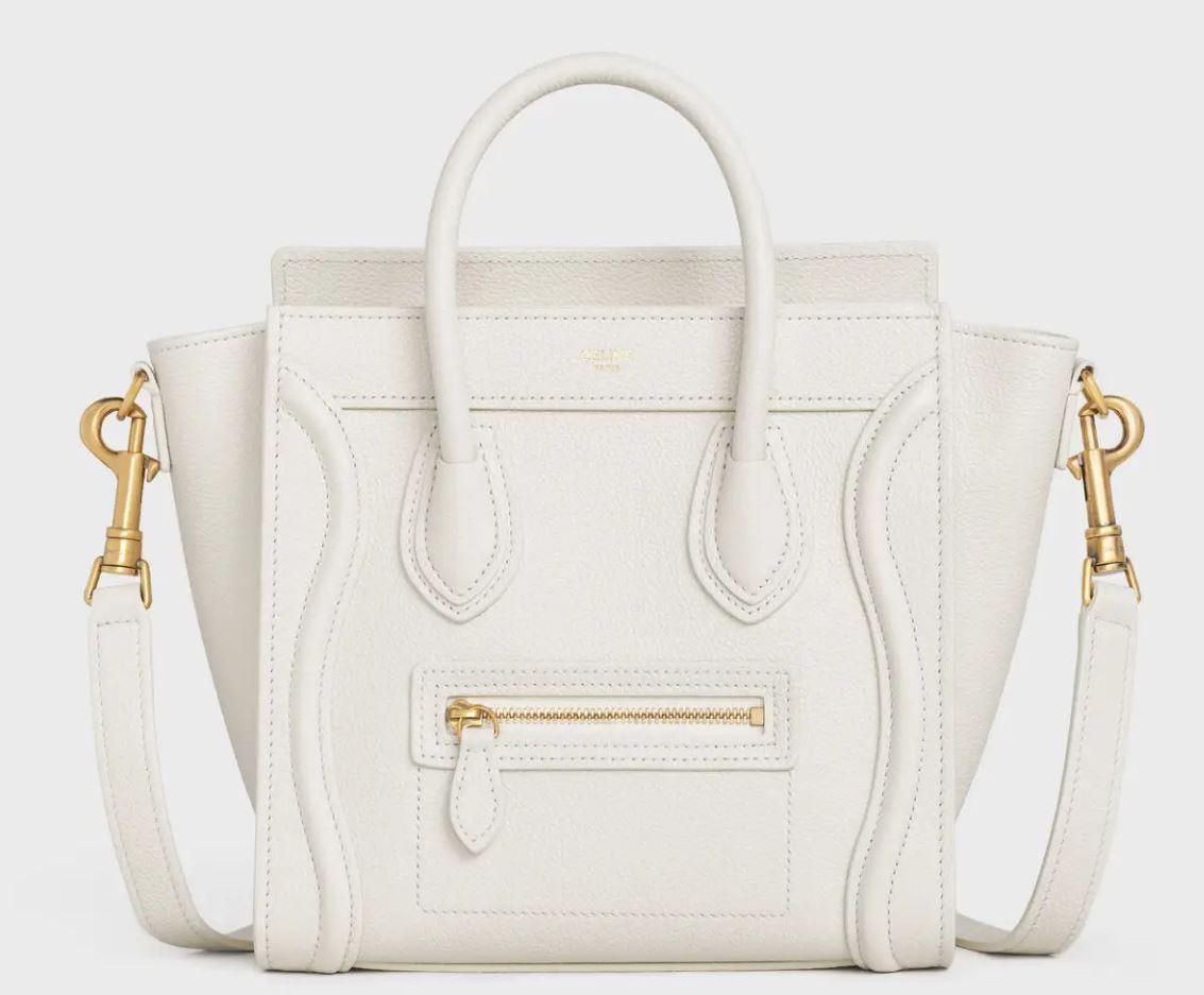 2020包包推薦10款「奶油白」,Chanel、Gucci、Dior..原來75%男生都愛這色-7