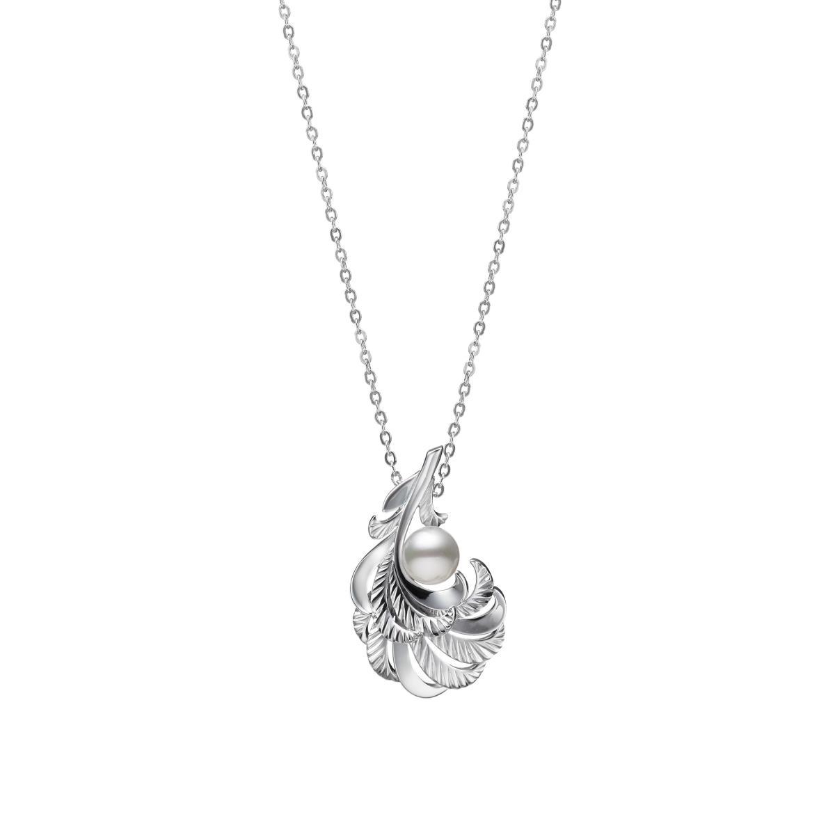 "Mikimoto珍珠混搭""羽毛""!珍貴寶石與金雕工藝,從聖誕閃亮到2021年!-7"